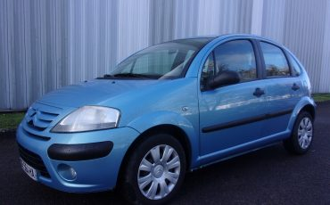 Citroën C3 1.6 HDI92 PACK AMBIANCE 5P